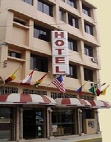 Hotel Central Chiclayo Perú